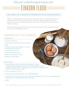 A Great Recipe For Those Valentines Cookies❤️❤️Pure Flavoring Instead Of Artificial Flavoring.  Vitality Line Young Living