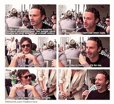 Andrew Lincoln & Norman Reedus, The Walking Dead