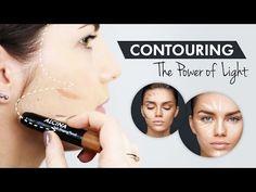 Contouring - The Power of Light heißt die Contouring-Linie von Alcina. Wir zeigen euch, wie ihr euch alltagstauglich und ganz leicht das Gesicht konturieren könnt. Beim Contouring habt ihr die Wahl zwischen Puder- und Creme-Produkten.
