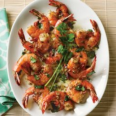 Salt-and-Pepper Shrimp | MyRecipes.com