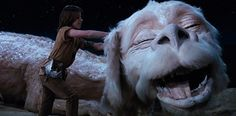 "Also, it took about 25 people to puppeteer Falkor altogether. | 15 Surprising Facts About Your Favorite Childhood Film, ""The Neverending Story"""