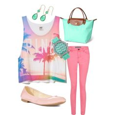 A fashion look from February 2014 featuring pink shirt, zipper jeans and ballet flats. Browse and shop related looks. Cant Wait, Ballet Flats, Fashion Looks, Rock, Colors, Polyvore, Summer, Shirts, Shopping