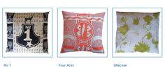 fabricnation designs: Four Aces and Liliaceae Textile Prints, Tapestry, Decor, Home Decor