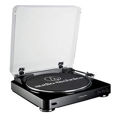 Shop for Audio-technica Usb Fully Automatic Belt-drive Stereo Turntable. Compare live & historic audio or video prices. Automatic Turntable, Stereo Turntable, Turntable Setup, Best Record Player, Record Players, Dancehall Reggae, Powered Speakers, Bluetooth Speakers, Belt Drive