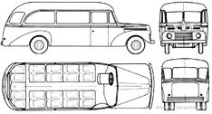 ford d series bus - Google Search