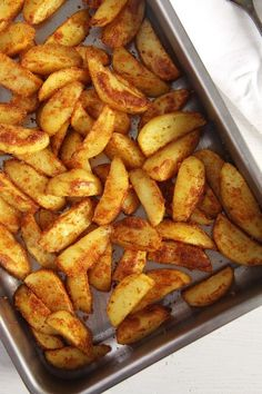 cornmeal potatoes baked Baked Cornmeal Potatoes