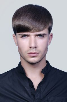 SP Men Competition entry from ROMANIA, Salon ARTIST. Look: Modern Sophistication.