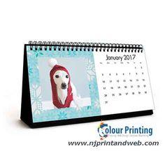 Njprintandweb, offers beautiful and eye-catching designs of #Desk #Calendars with full color printing http://www.njprintandweb.com/product/desk-calendars/