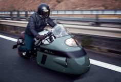 Moto Guzzi Eldorado 1400 Cafe Racer - Designed by Gannet Design - Built by Numbnut Motorcycles for Vanguard Clothing #motorcycles #caferacer #motos   caferacerpasion.com