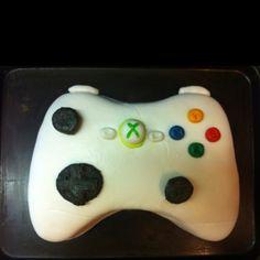 Xbox cake- boyfriends next birthday cake