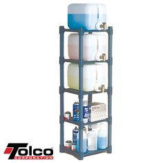 Conveniently fill spray bottles or dispense your liquids directly out of the 5 gallon containers without having to lift them. 5 Gallon Container, Floating Garden, Ladder Bookcase, Hydroponics, Spray Bottle, Bathroom Medicine Cabinet, Plastic, Cleaning, Hydroponic Gardening