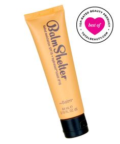 No. 1: the Balm BalmShelter Tinted Moisturizer SPF 18, $25 [from Total Beauty's list of best tinted moisturizers]