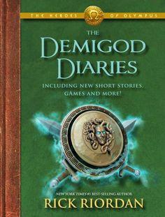 The Demigod Diaries (The Heroes of Olympus Series)
