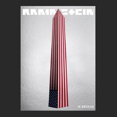 "Rammstein, ""In Amerika"" (2015) #обложкаальбома"