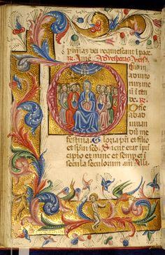 Zanino di Pietro - Leaf from Book of Hours - Walters W32254V - Open Reverse.jpg