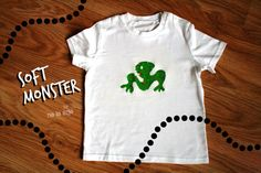 Melted Crayon T-shirts for children