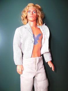 This is just to weird...  Mattel 1968,Ken,Disney,Barbie