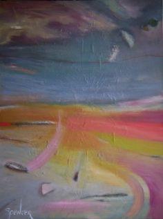 Artwork >> Scott Andrew Spencer >> Taking Direction  #artwork, #masterpiece, #painting, #contemporary, #art