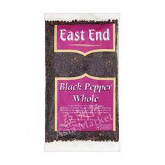Buy Whole Black Pepper 100g   East End   Peppercorn   Asia Market