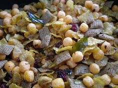 Healthy Cereal Chevdo - miss my moms, will try this