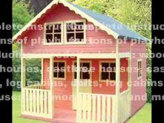 diy kids playhouse playhouse plans designs and ideas youtube - Playhouse Designs And Ideas