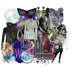 *Outta this World*, created by minniesoda.polyvore.com