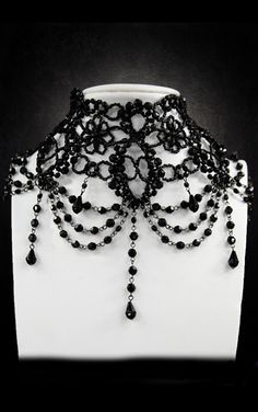 Restyle ~ Gothic Victorian Choker