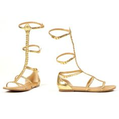 Gladiator Sandals - Cairo Gladiator Flat Adult Sandals Goes great with Roman, Egyptian and Greek Costumes! The Cairo Gladiator shoes feature a braided rope . Gold Flats, Gold Shoes, Egyptian Goddess Costume, Rope Sandals, Shoes Sandals, Clarks Sandals, Flat Gladiator Sandals, Greek Sandals, Thinking Day