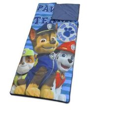 Nickelodeon Paw Patrol Nap Mat  Bonus Pillow For Kids Daycare Grandma's Bedtime #Nickelodeon