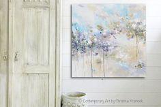 """Just Breathe I"" Original Art Abstract Painting Modern Large Art Wall Art light turquoise blue aqua purple grey taupe beige green white Coastal Home Decor. Art Nouveau Disney, Recycled Art Projects, Cool Art Projects, Diy Canvas, Wall Canvas, Wall Art, Tumblr Art Drawings, Tangled Concept Art, Original Paintings"