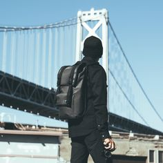 Abrasion Resistant & Weatherproof Backpacks // MISSION WORKSHOP
