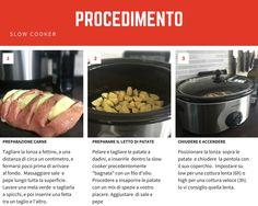 Lucrezia Scali   [Slow Cooker] Lonza di maiale farcita con mele e patate aromatizzate