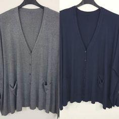 #cardigan #oversize #taschini #valeria #abbigliamento