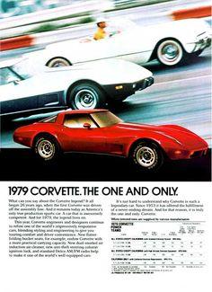 Chevrolet 1979 Corvette