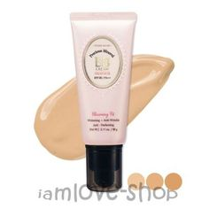 [Etude House] Precious Mineral BB Cream Blooming Fit Whitening Anti-Wrinkle, Light - medium coverage, smells similar to Clinique Happy. Etude House, Whitening Cream For Face, Whitening Face, Indoor Aquaponics, Aquaponics System, Beauty Balm, Cream For Dry Skin, Skin Brightening, Amor