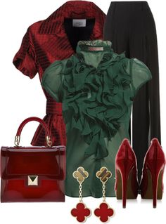 """Ruby"" by elenh2005 ❤ liked on Polyvore"