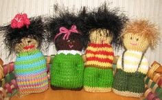 Knitting 4 Peace: has provided nearly 40,000 items to people around the globe. Project directions for prayer shawls to peace dolls, knit and crochet, available on their website.