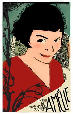amelie poster - Google Search
