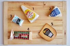 Here are the brands we used for our board, all legitimately tasty and all bought at a totally average store near our office. | How To Put Together A Great Cheese Plate At A Regular Supermarket