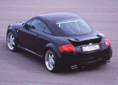 2002 ABT Audi TT Sport