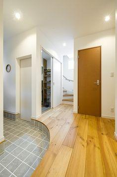 わくわくする家づくり!将来のことも視野に入れたかわいくて開放感のあるお家。