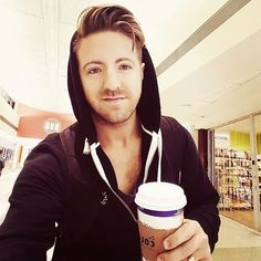 "1,858 Likes, 27 Comments - Billy Gilman (@billygilmanofficial) on Instagram: ""But first...#lemmedrinkmycoffee #seewhatIdidthere"""