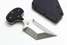 push dagger | Push Dagger-by-Mike-Franklin - Arizona Custom Knives - Custom handmade ...
