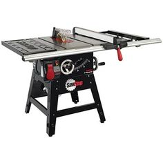sawstop table saw  www.canbybuilderssupply.com  www.facebook.com/canbybuilderssupply
