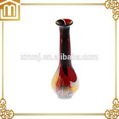 Murano Glass Vase, Glass Chandelier, Creative Arts And Crafts, Xiamen, Wine Decanter, Custom Art, Indoor, Handmade, Interior