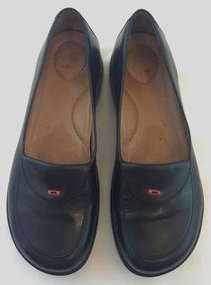 b230ea92a50e Womens Black Dansko Loafers Size 7.5 Medium Brazilian Leather Low Solid  Shoes  Dansko  LoafersMoccasins  Casual