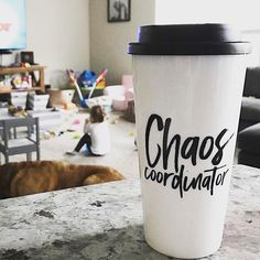 Chaos Coordintor Tumbler - Chaos Coordinator - #Coolmom - Cool Mom -Because Kids - Because Kids | Use Code PIN for 15% Off! Bankygirlcreations.com Home of *The Original* Because Kids™ Stemless Wine Glass Featured by Scary Mommy, BuzzFeed Parents, HuffPost Parents, Pop Sugar Moms! Follow along on IG @bankygirlcreations | Graphic Tee - Funny Tee - Mom Life - Mom Humor - Gift - Funny - Gift for Mom - Mother's Day - Mother's Day Gift - Teacher Gift - Gift for Teacher - Coffee - Mug - Coffee Mug