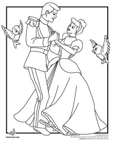 Here are the Perfect Cinderella Prince Charming Coloring Page. This post about Perfect Cinderella Prince Charming Coloring Page was posted under the . Cinderella Coloring Pages, Wedding Coloring Pages, Disney Princess Coloring Pages, Disney Princess Colors, Disney Colors, Coloring Book Pages, Coloring Pages For Kids, Adult Coloring, Cinderella Prince