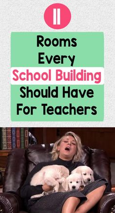 11 Rooms Every School Building Should Have For Teachers – Bored Teachers