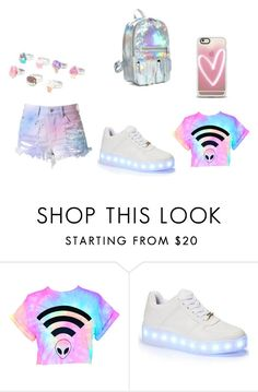"""""""look bibi"""" by ac-zucoloto on Polyvore featuring beleza e Casetify"""